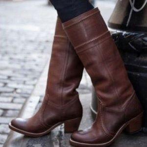 Frye Jane 14L Stitch Tall Boots